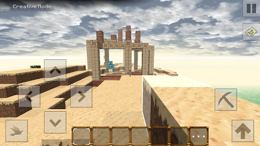 Temple Craft: Last Exploration screenshot 1