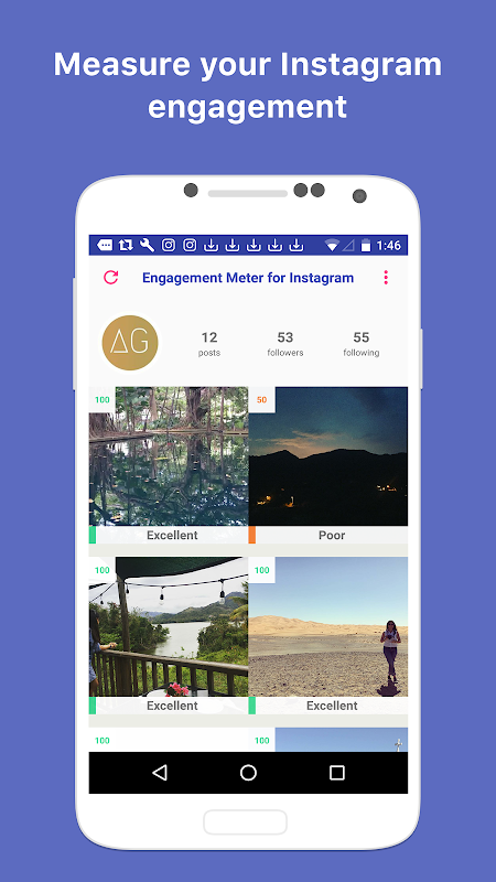 Beaches] Royal likes instagram app download