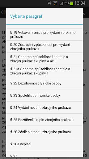 Zbrojní průkaz od ZbraneKvalitne.cz  screenshots 8