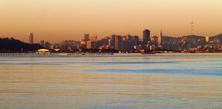 Photo: SF at dawn