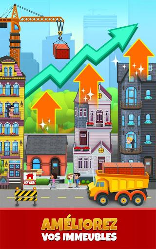 Idle Property Manager Tycoon  captures d'écran 2