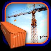 Cargo Ship Crane Operator:Fork