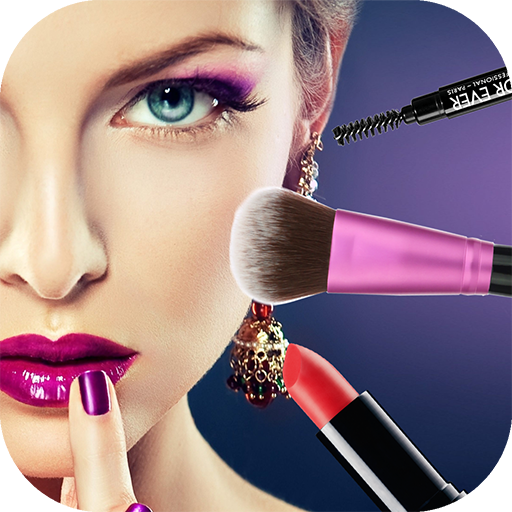Beauty Makeup - You makeup photo camera
