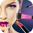 Beauty Makeup - You makeup photo camera icon