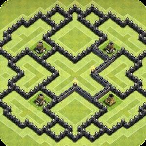 Clash Of Clans Maps Maps of Clash of Clans 2016 1.0 Apk, Free Entertainment  Clash Of Clans Maps