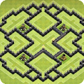 Maps of Clash of Clans 2018 download