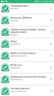 All Music Mp3 Downloader - náhled