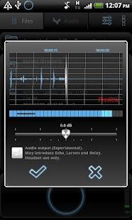RecForge Pro - Audio Recorder Screenshot