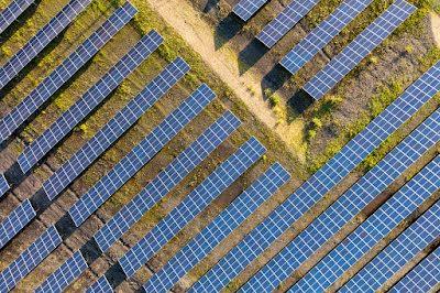 Parques de energía solar
