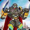 download Ninja Warrior Robot Hero : Assassin Robot Games apk