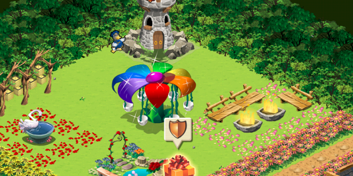 Brightwood Adventures:Meadow Village! screenshot 5