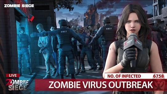 Zombie Siege: 0.1.453 Last Civilization MOD APK (UNLIMITED CASH) 1