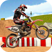 Madness Rally Stunt Rider