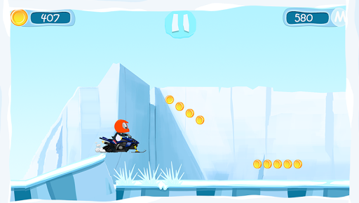 E-Me: Penguin Adventure