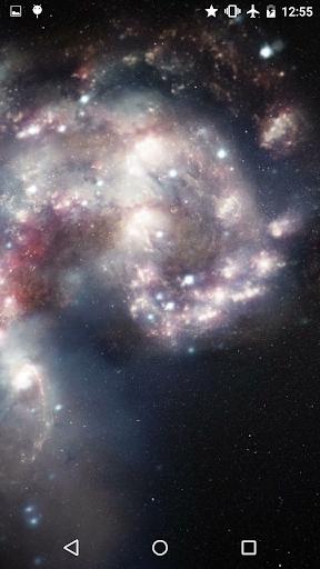 Video Wallpaper: Galaxy