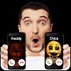 Calling Freddy Fazbear and Chica