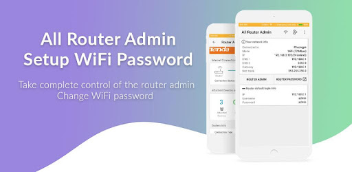 All Router Admin - Setup WiFi Password - Apps on Google Play