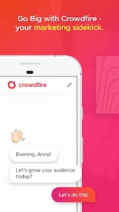 Crowdfire: Your Smart Marketer- screenshot thumbnail
