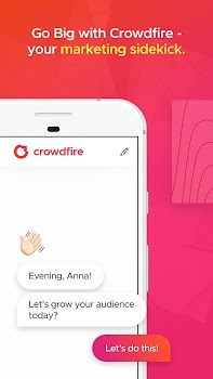 Crowdfire: Your Smart Marketer