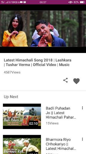 himachali songs : pahari songs ? screenshot 1