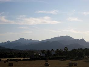Photo: Panorama am Weg in die Altstadt von Alcudia