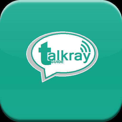娛樂App|Talkray tips for free LOGO-3C達人阿輝的APP