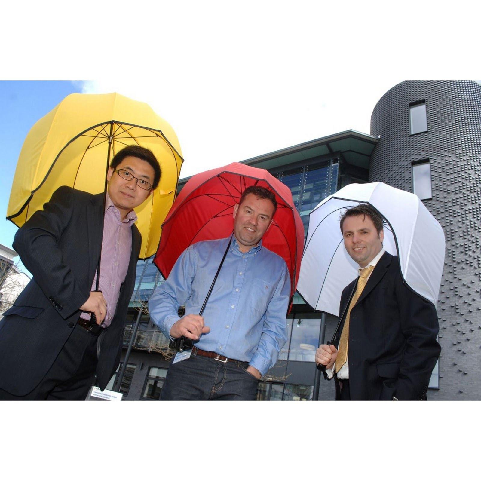 Rainshader Windproof Umbrella