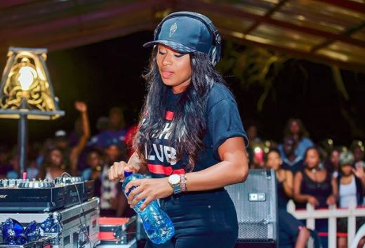 DJ Zinhle was frustrated in last night's episode of It Takes A Village.