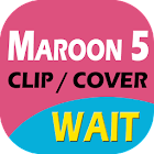 Best Cover Wait - Maroon 5 icon
