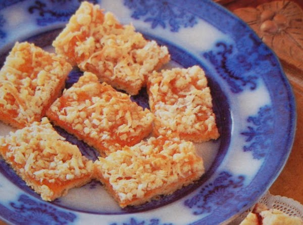 Apricot Oatmeal Bars Recipe