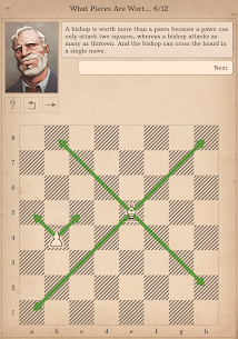 Learn Chess with Dr. Wolf MOD APK 1.8 [Subscription Unlocked] 8