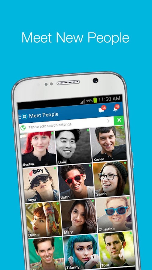 Skout - Chat, Meet, Dating- screenshot