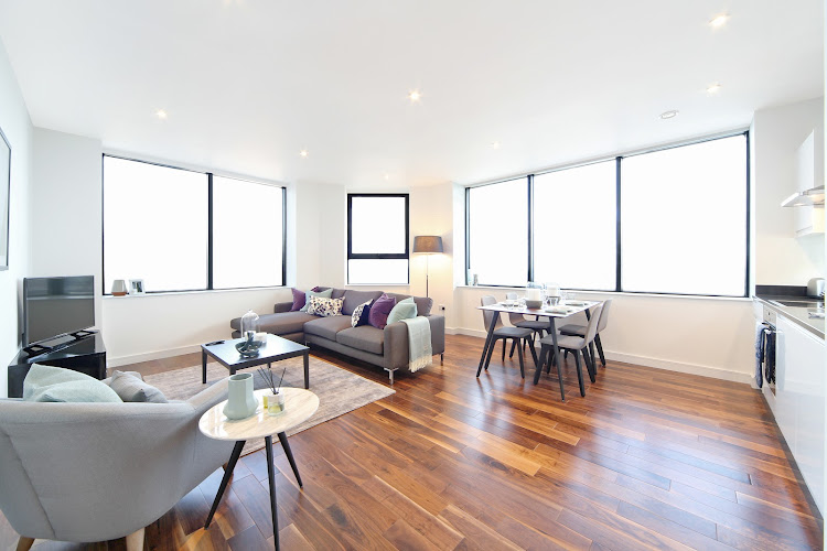 3-living-and-kitchen-areas-harrow-serviced-apartments