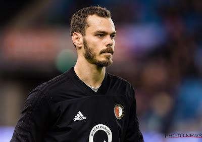 """Invallersdoelman Kortrijk matchwinnaar na 'stressplasje': """"Het heeft me blijkbaar deugd gedaan"""""""