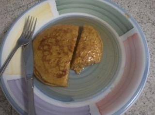 Amish Pumpkin Pancakes Recipe