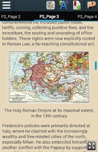 Holy Roman Empire History - náhled