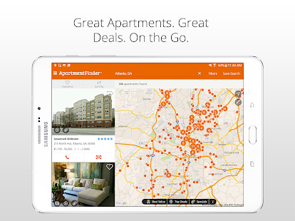 Apartment Finder- screenshot thumbnail