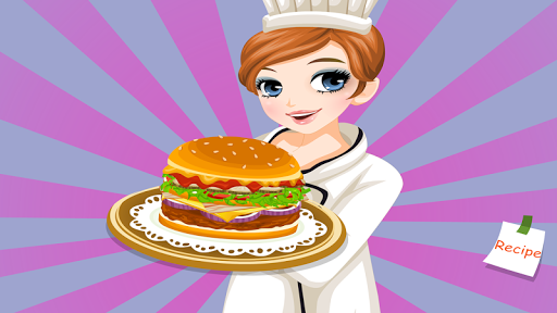 Tessa's Hamburger cooking game 1.2 screenshots 8