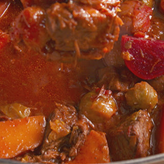 Beer-Braised Beef Stew.