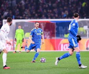 Un joueur de la Juventus dans le viseur de Manchester City