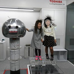 東芝未来科学館