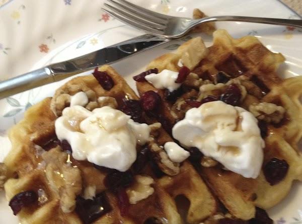 Hearty Waffles Recipe