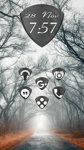 android Tuck It W - Icon Pack Screenshot 7