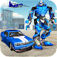 Robot Car Transporter - US Police Robot Transform (game)