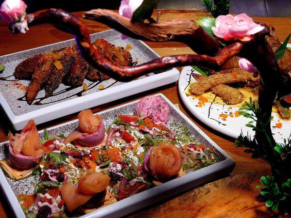 食物好吃到爆炸,時尚系餐酒館Nite Nite bar酒鈅酒