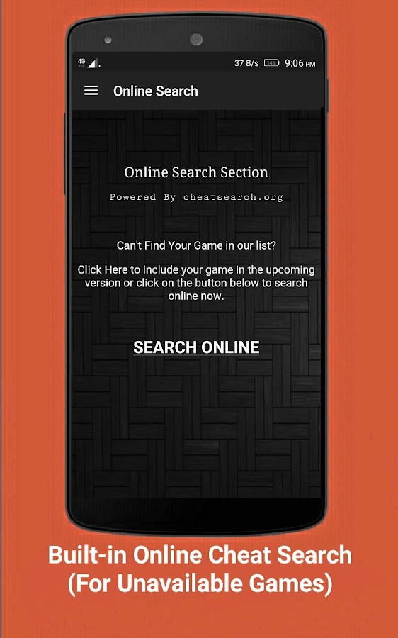 Download PC Games Cheatbook APK latest version app for android devices