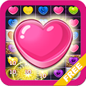 Candy Frenzy Valentine Hearts icon