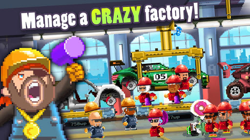 Motor World Car Factory screenshot 7