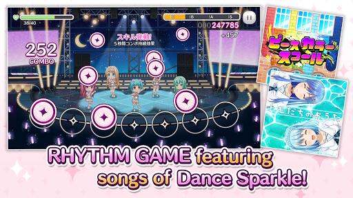 Dance Sparkle Girls Tournament Apk 2