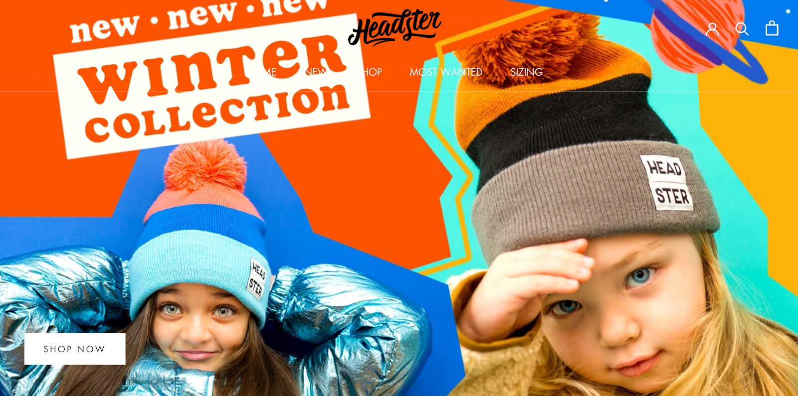 Cozy Winter Collection | Headster Kids